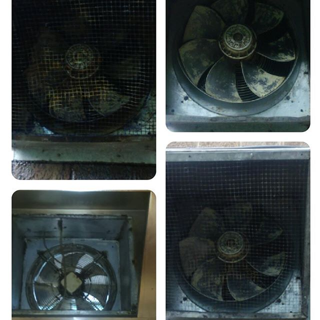 Extractor Fan Cleaning Rochdale