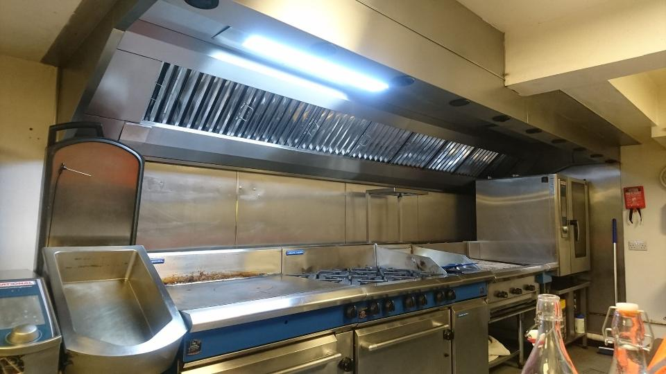 Extractor Hood Cleaning Sheffield